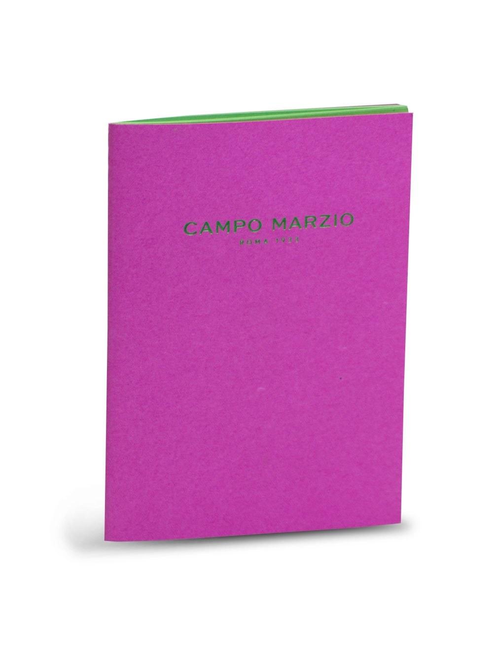 Medium Book Campo Marzio - Hot Pink