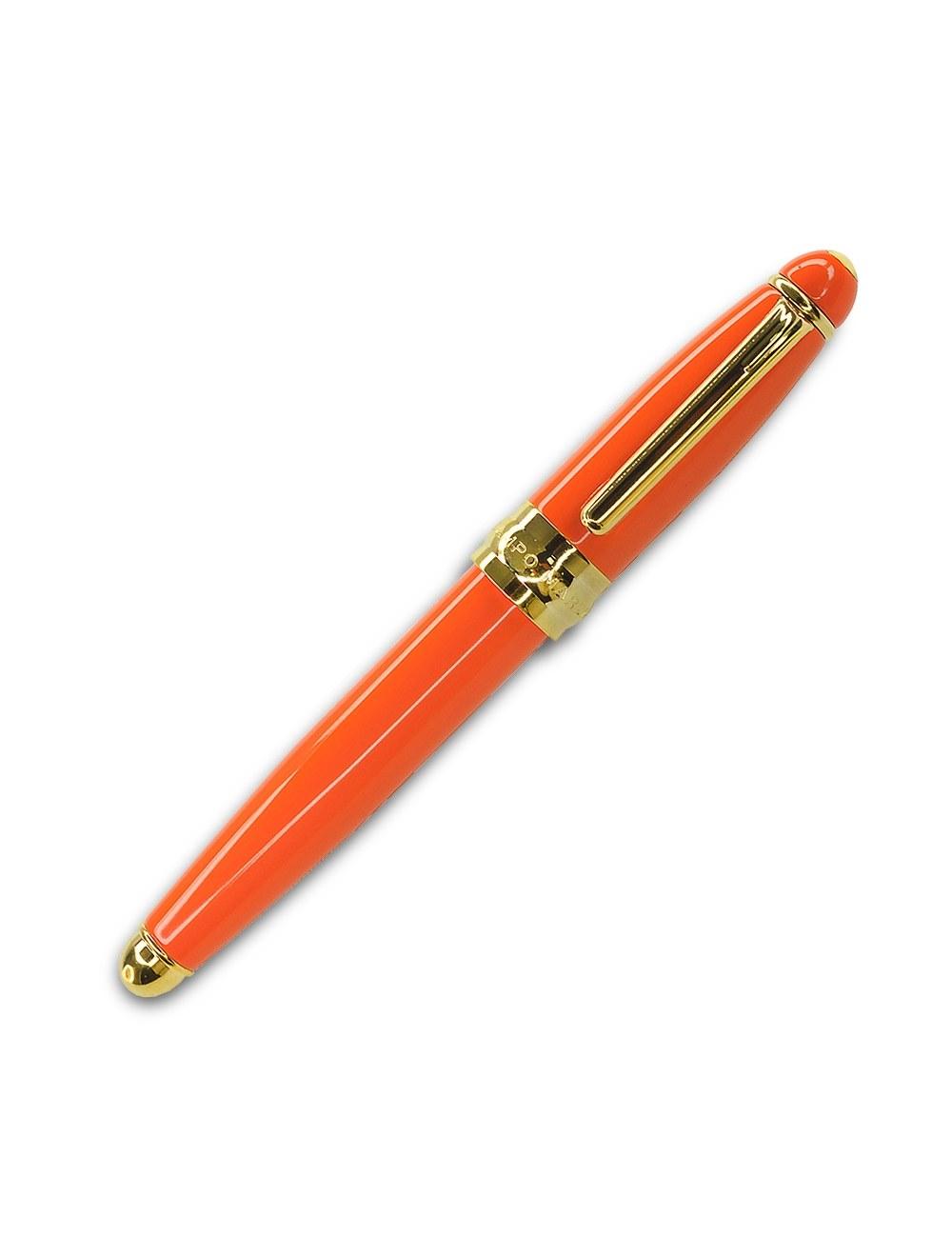 Minny Fountain Pen - Mandarin