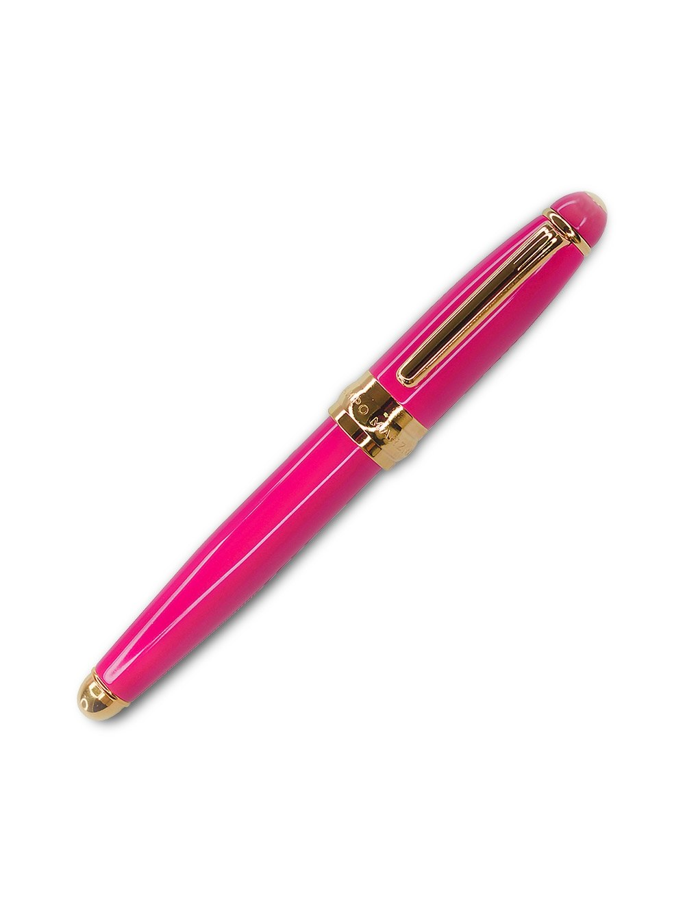 Minny Fountain Pen - Hot Pink
