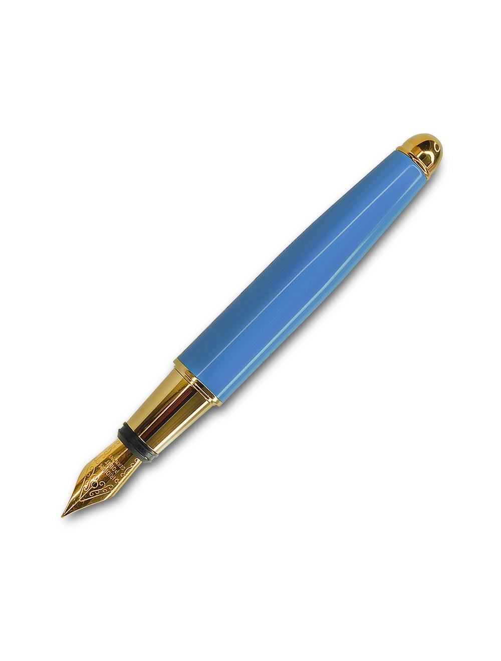 Minny Fountain Pen - Blue Jeans