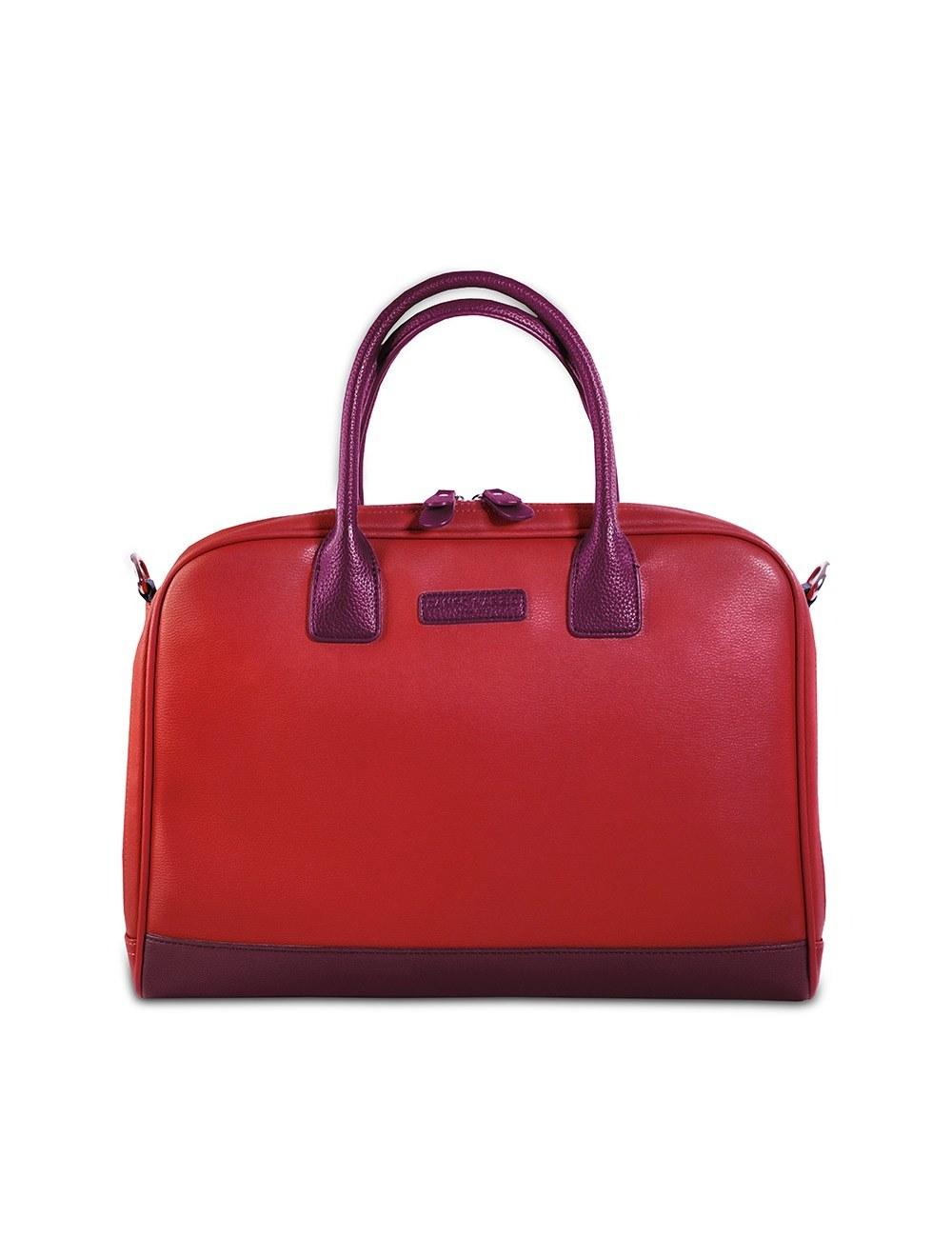 Moda Eco Computer Bag - Cherry Red