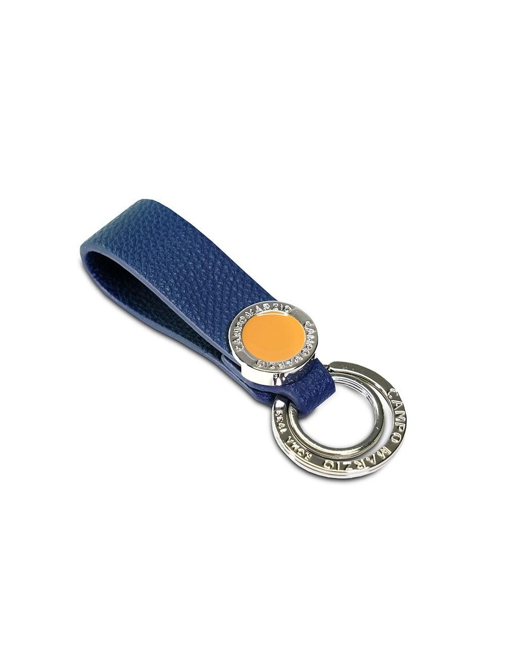 New Double Key Holder - Petrol Blue