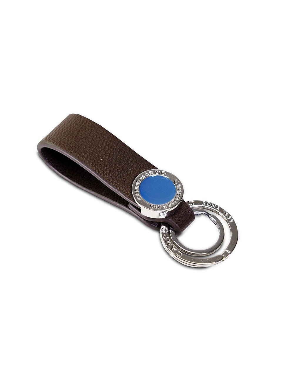 New Double Key Holder - Brown