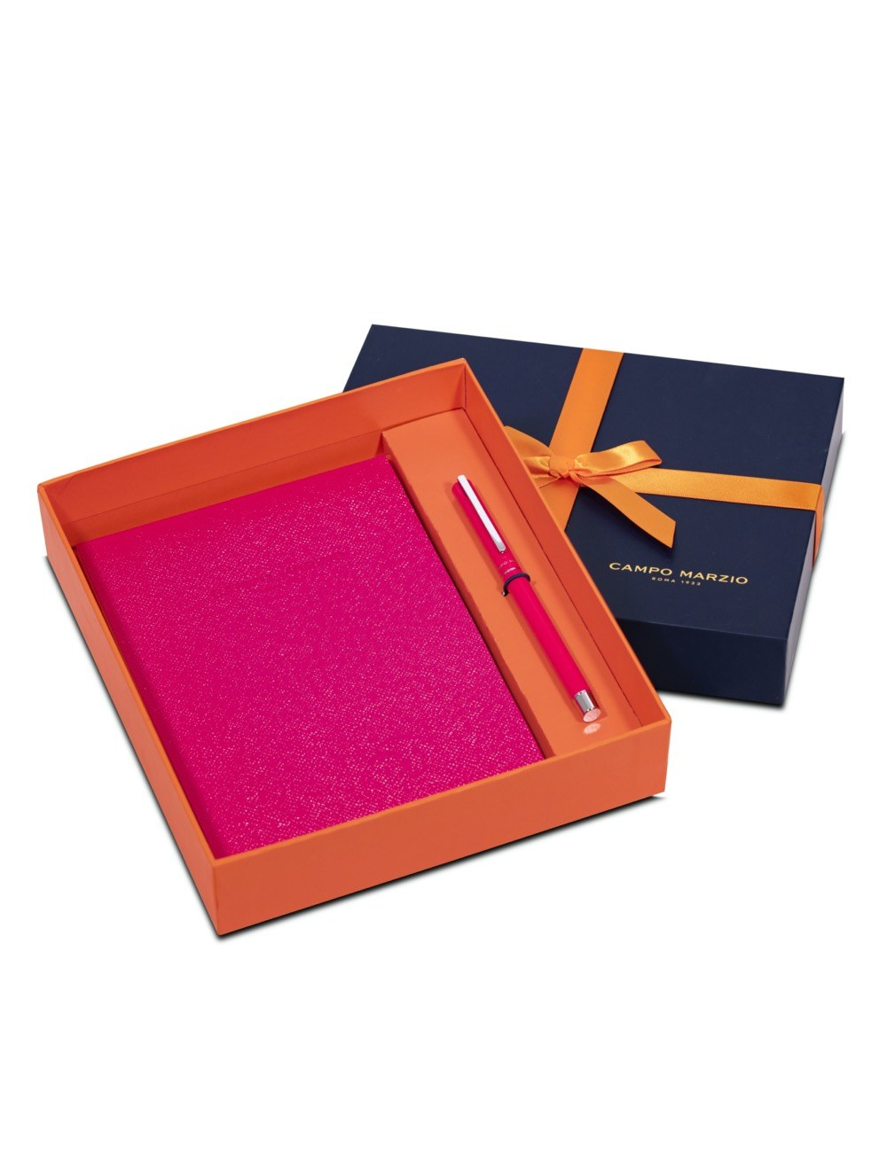 Gift Set Unix and Journal - Hot Pink