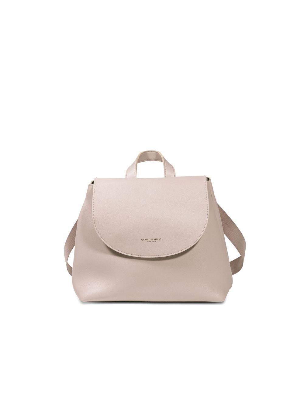 Bag Convertible In Backpack - Cream