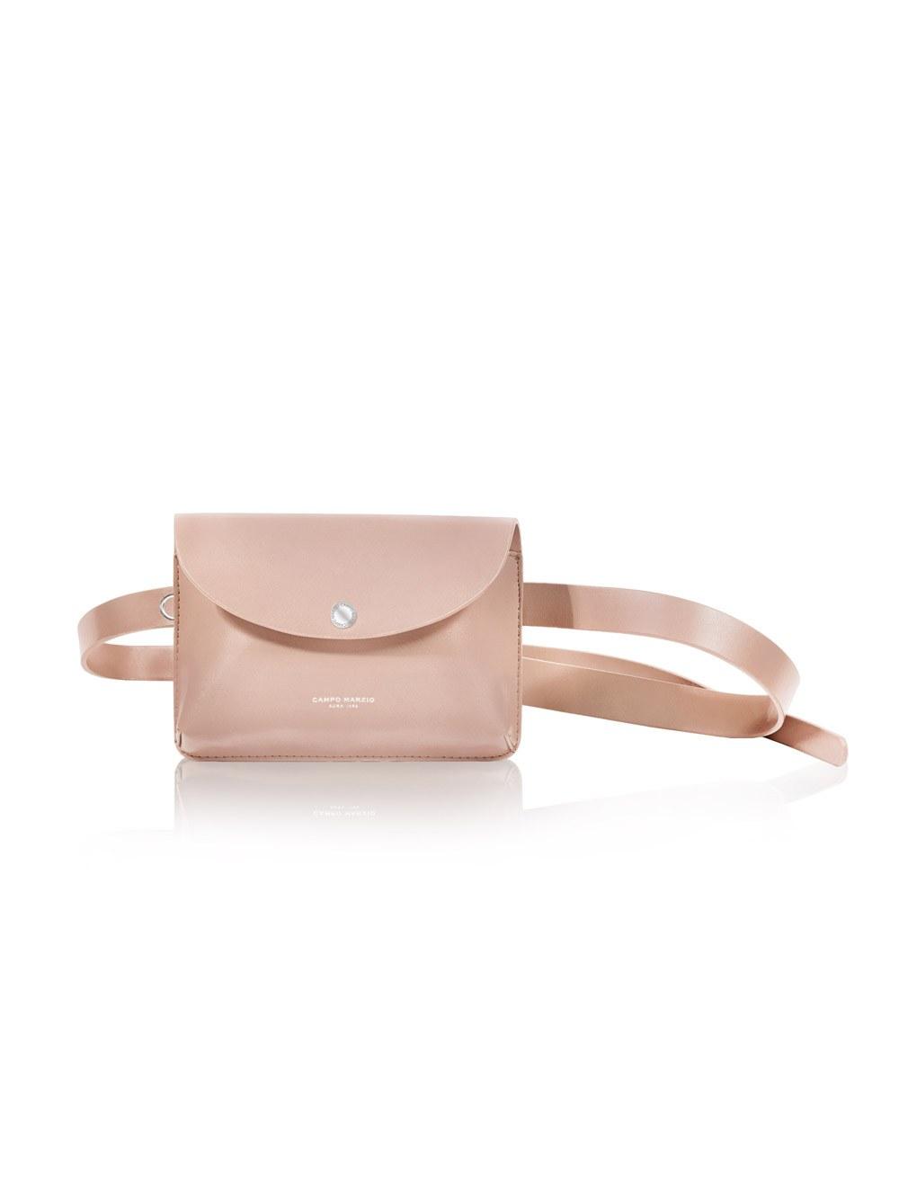 Belt Bag - Blush Pink