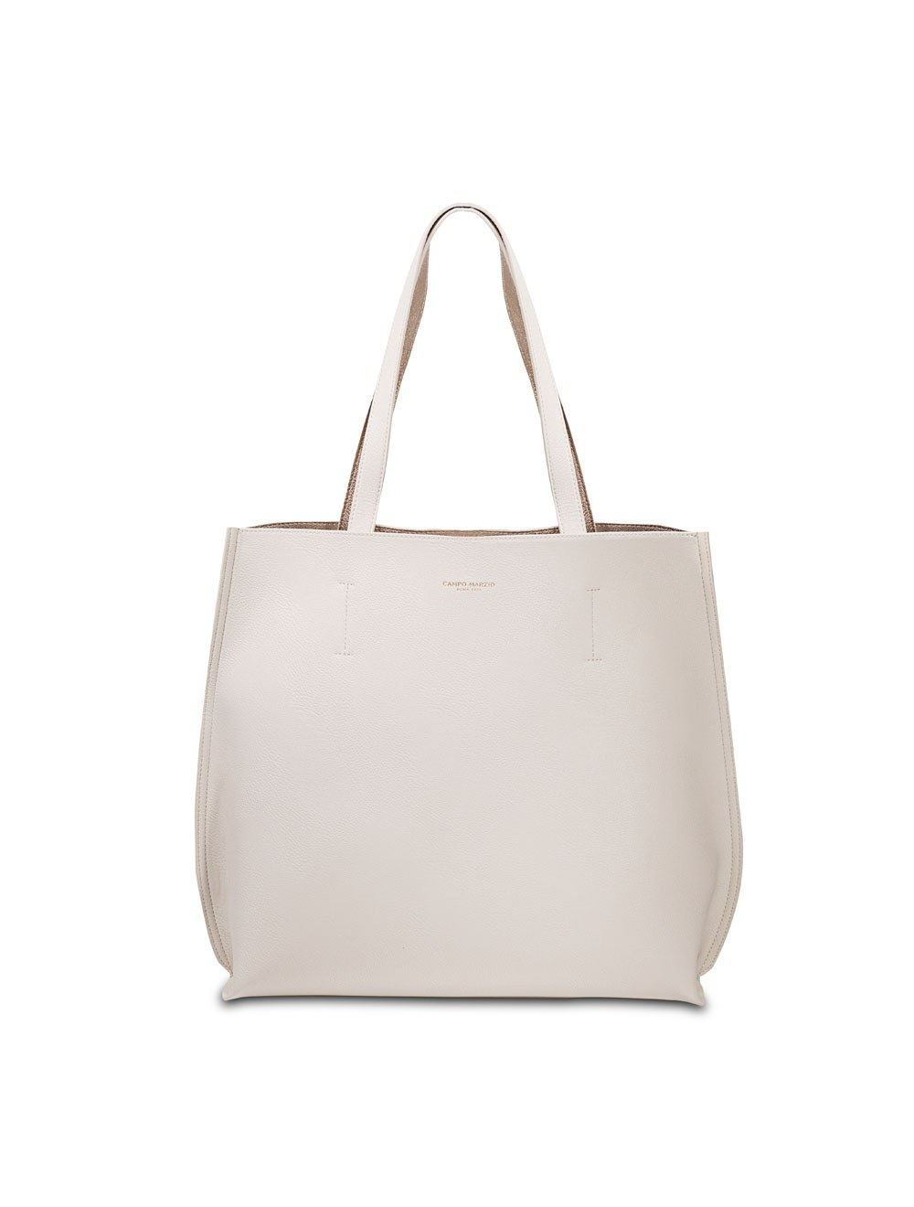 Double Tote Bag - Off White