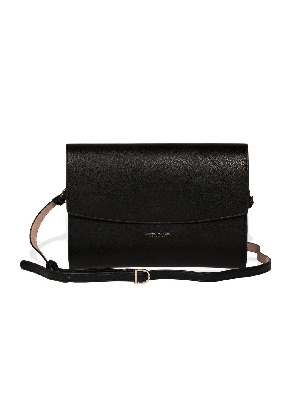 Clutch With Crossbody Strap