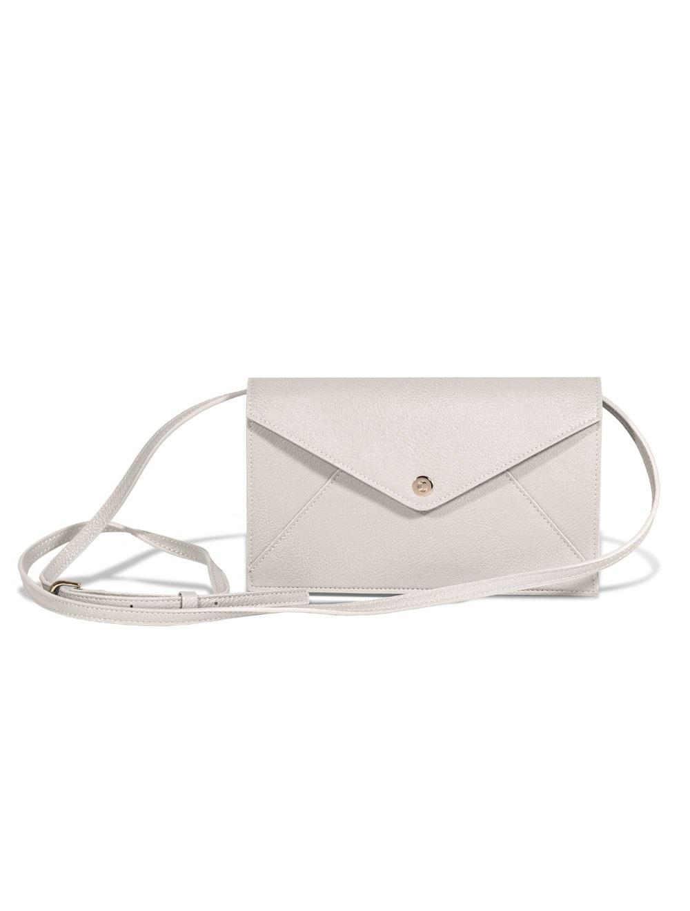 Wallet Bag Envelope Style - Off White