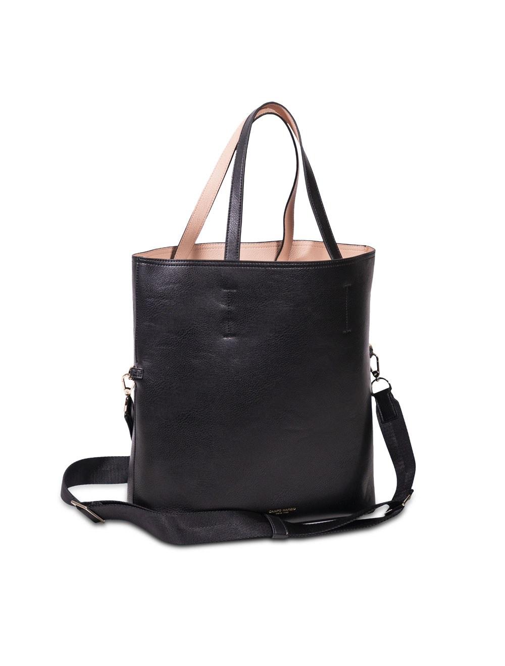 Reversible Tote Bag - Black