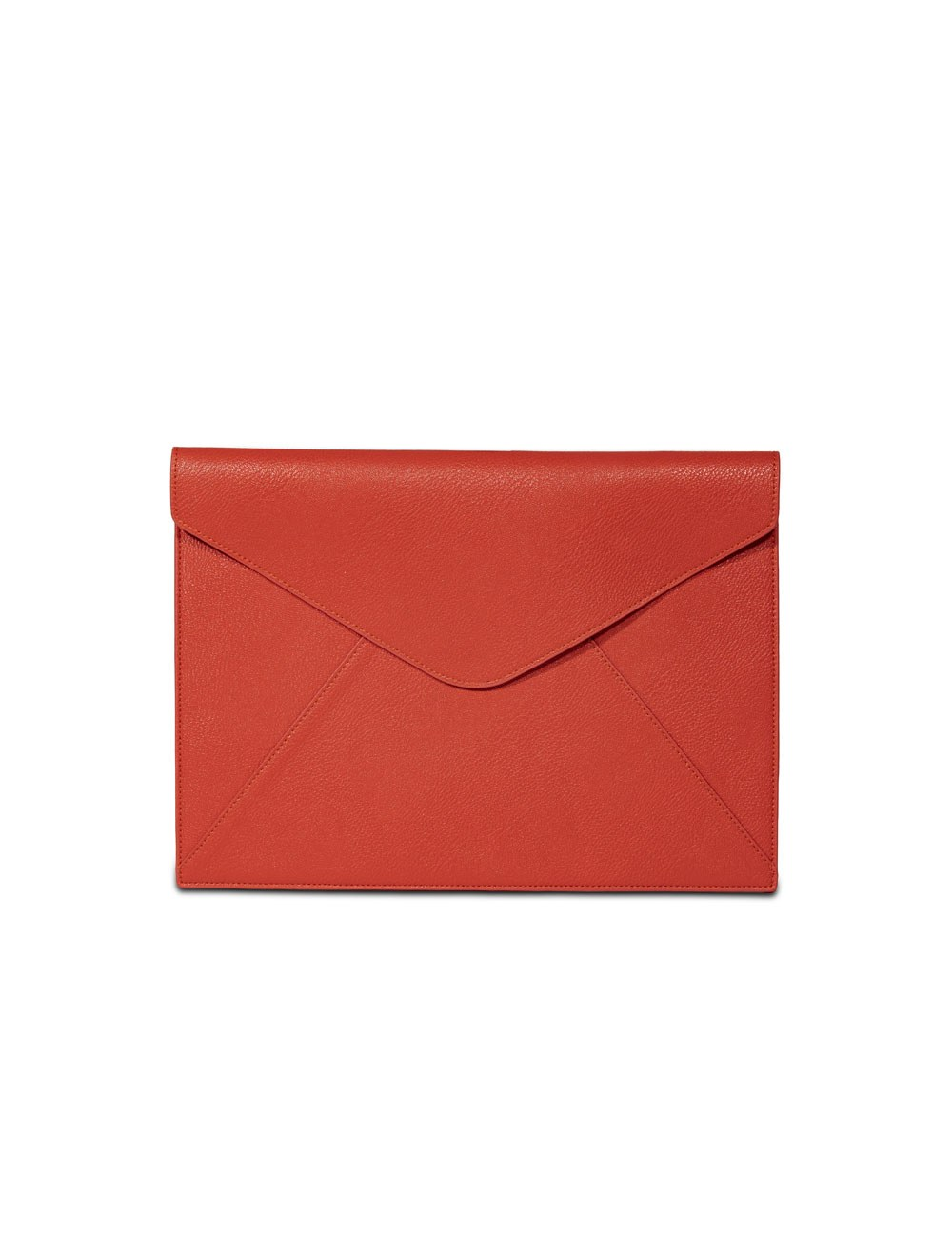 Document Holder Envelope A4 Fedor - Tangerine Tango