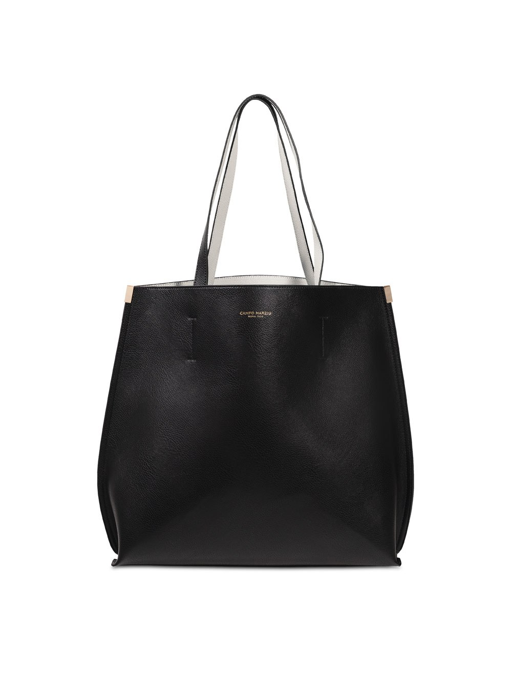 Double Tote Bag Special - Black