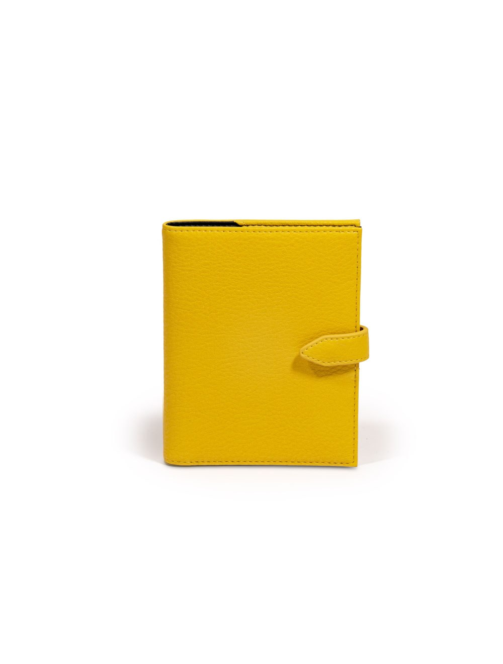 Passport Holder With Tab Closure