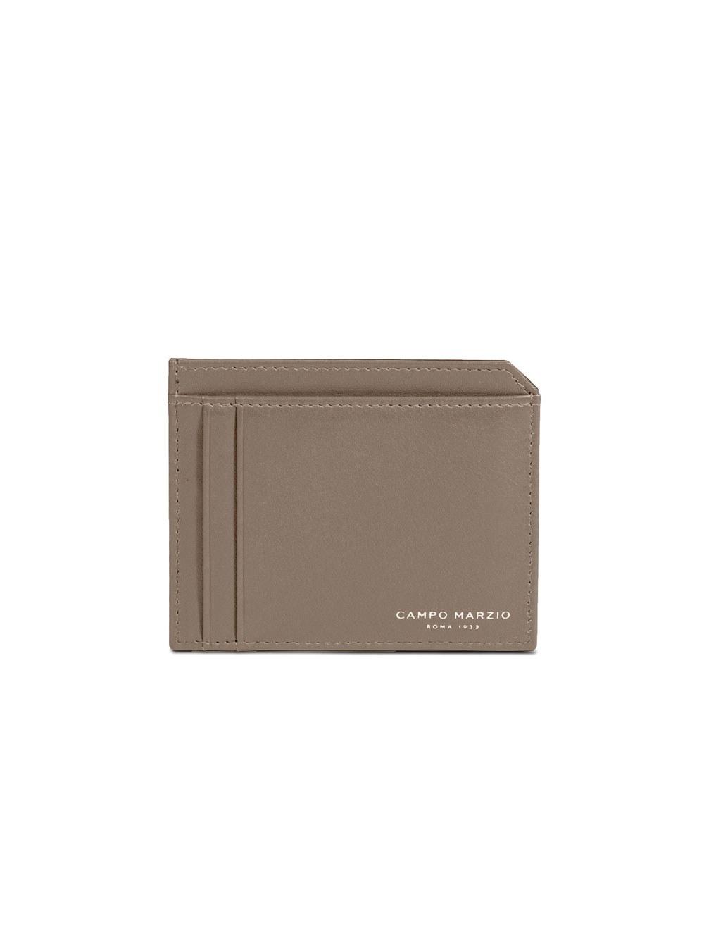 Card Holder Slim - Taupe