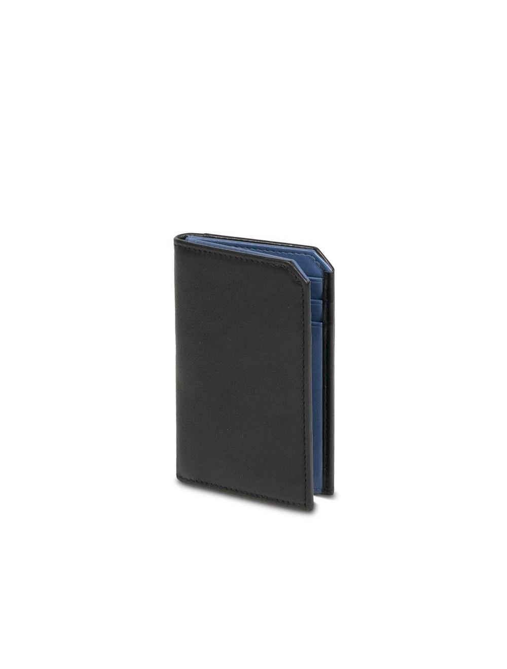 Vertical Wallet Bi-Fold