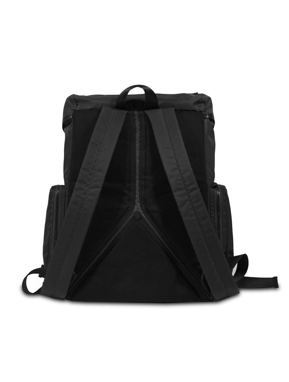 Utilitary Backpack - Black