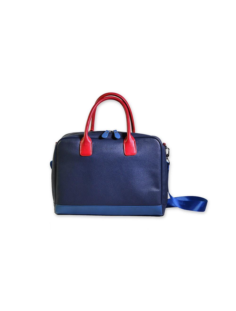 Moda Eco Computer Bag - Ocean Blue