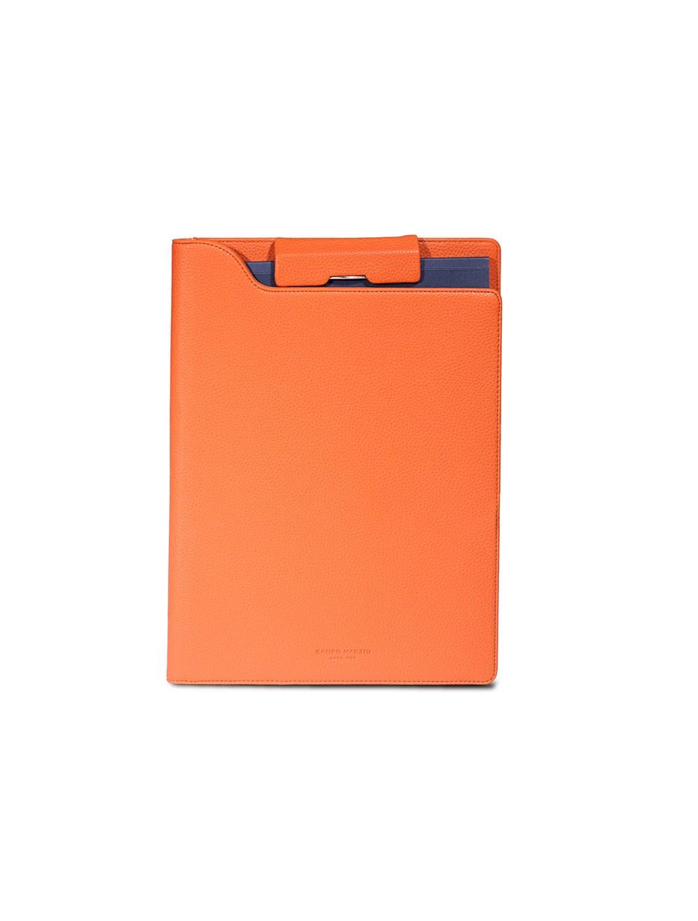 Portfolio Clip A4 Hudson - Mandarin