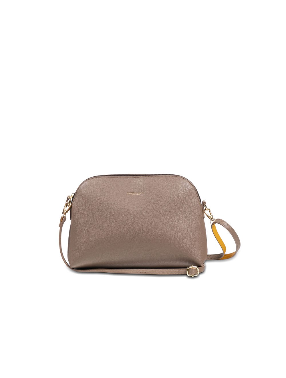 Bag With Crossbody Strap Mini - Taupe