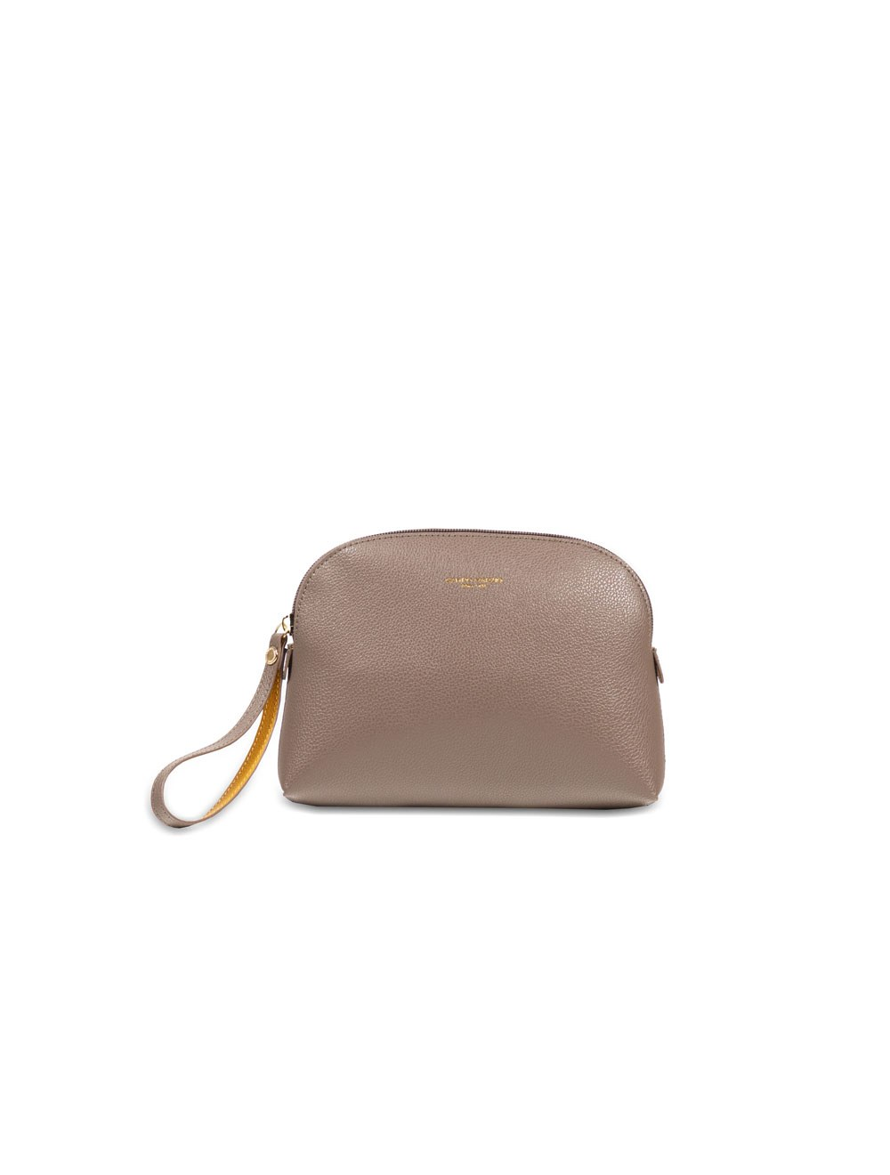 Bag With Wristlet Mini - Taupe