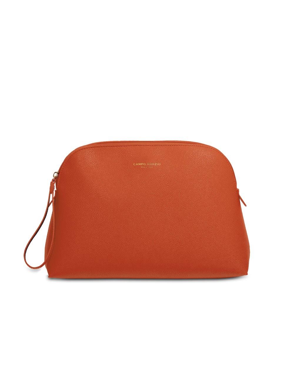 Bag with wristlet