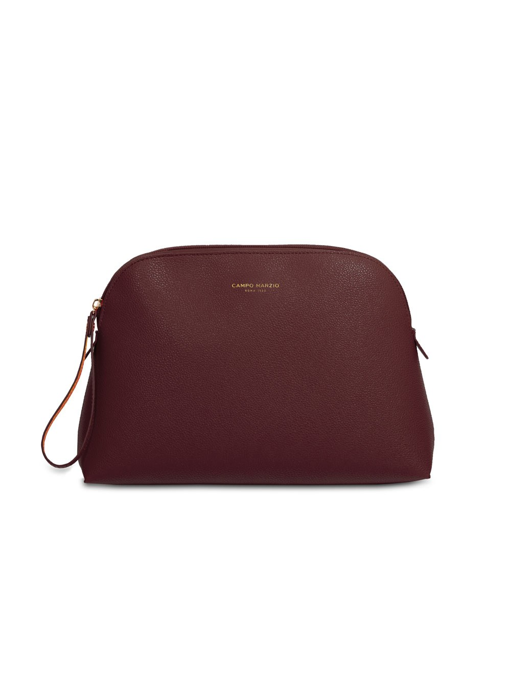 Bag with wristlet - Ruby wine