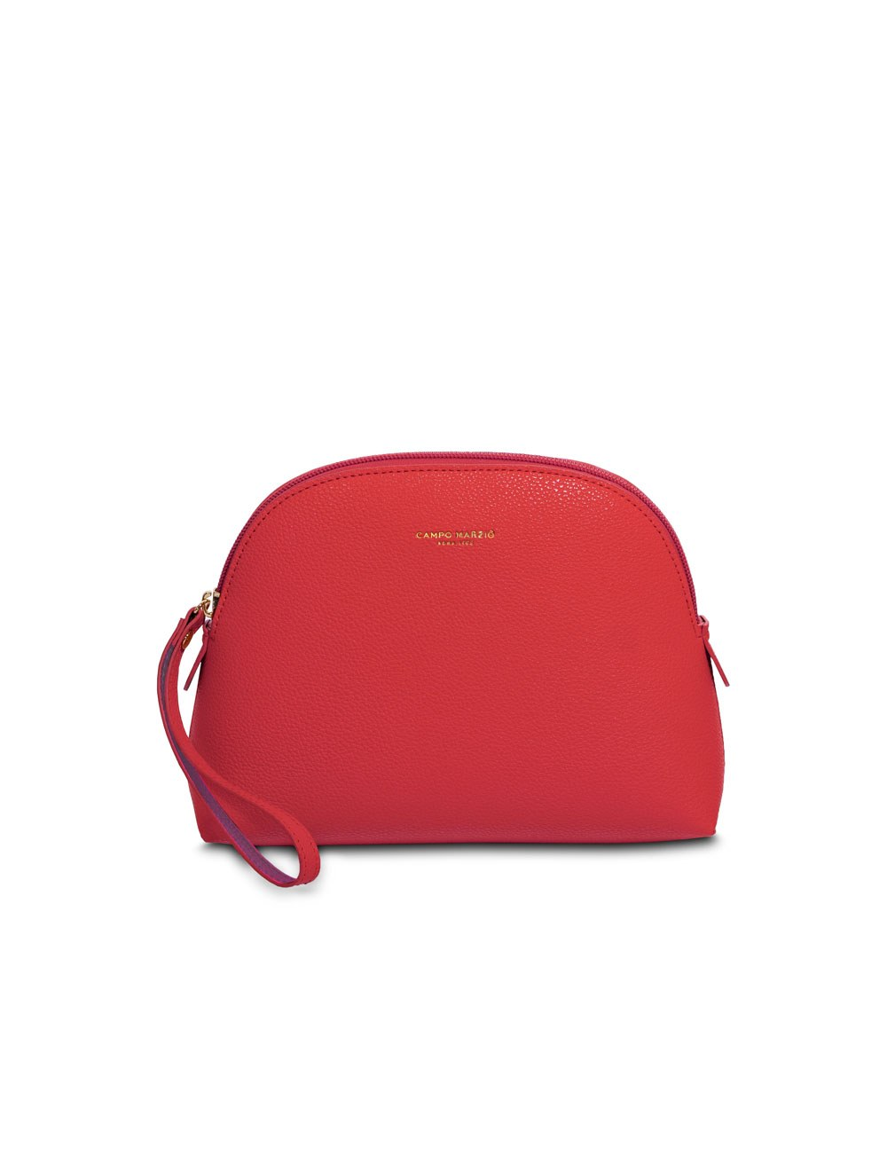 Bag with wrist strap small - Flame scarlet