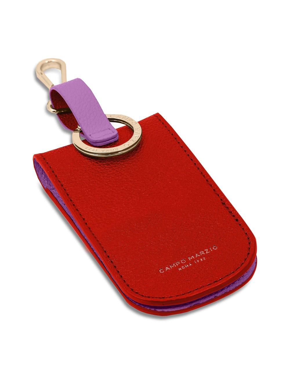 Badge Holder - Flame scarlet