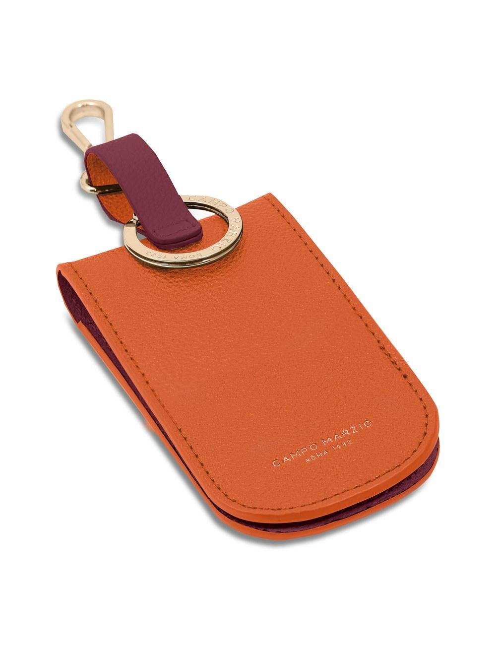 Badge Holder - Apricot