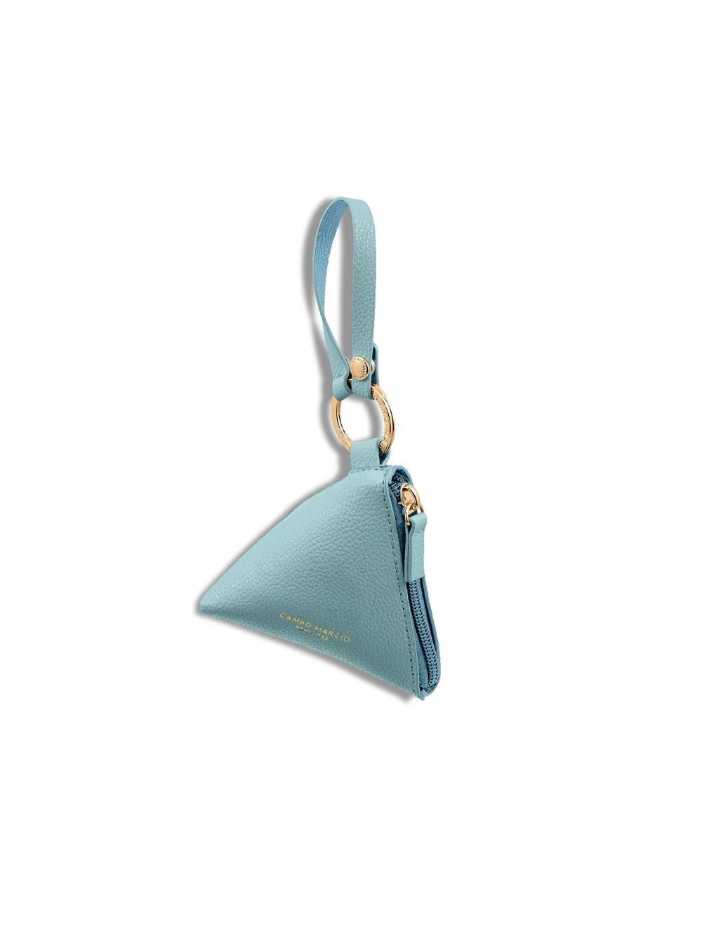 Keyring Triangle - Capri breeze