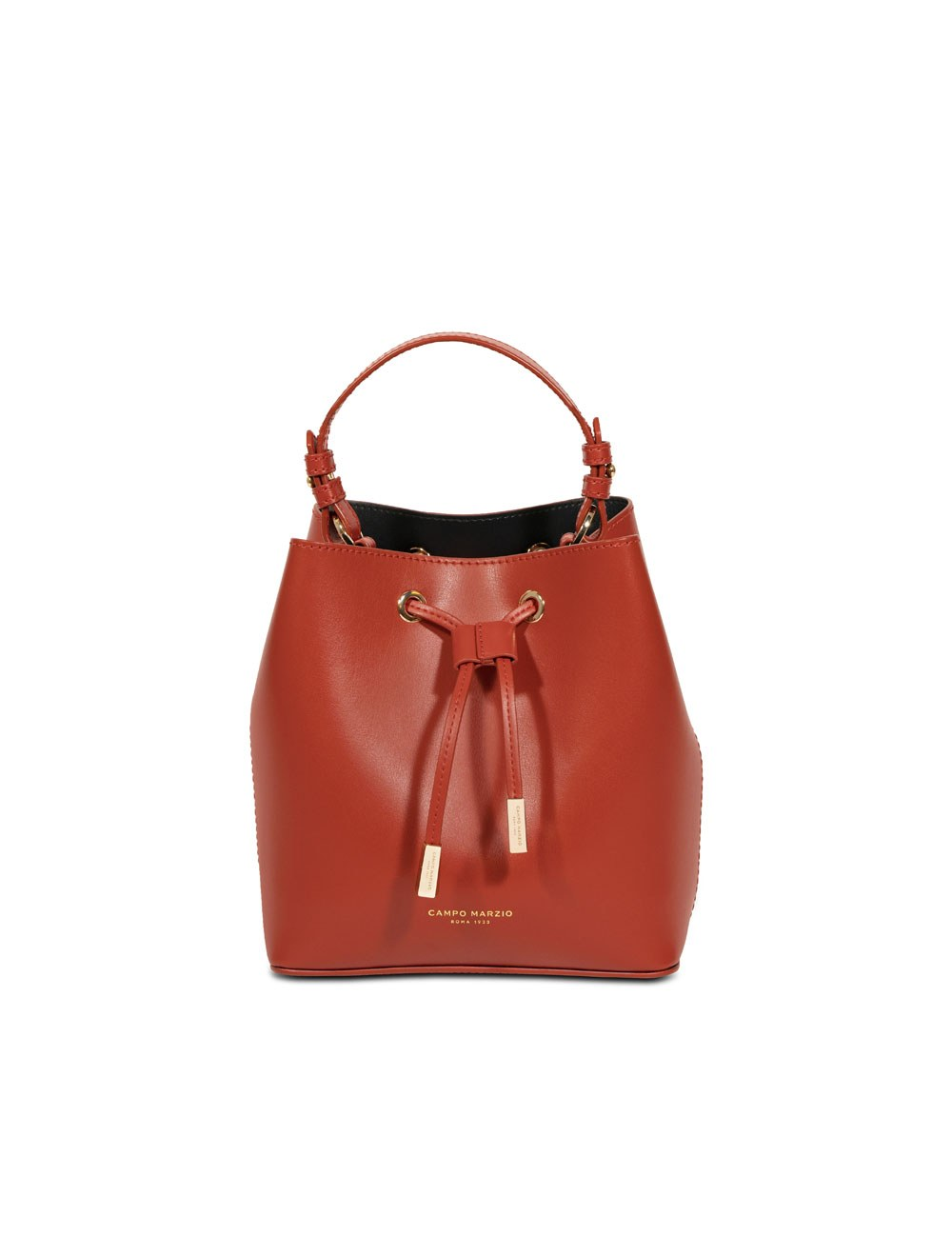 Bucket Bag Mini - Tangerine Tango