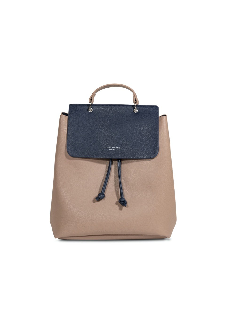 Fannie Backpack Handbag - Sand
