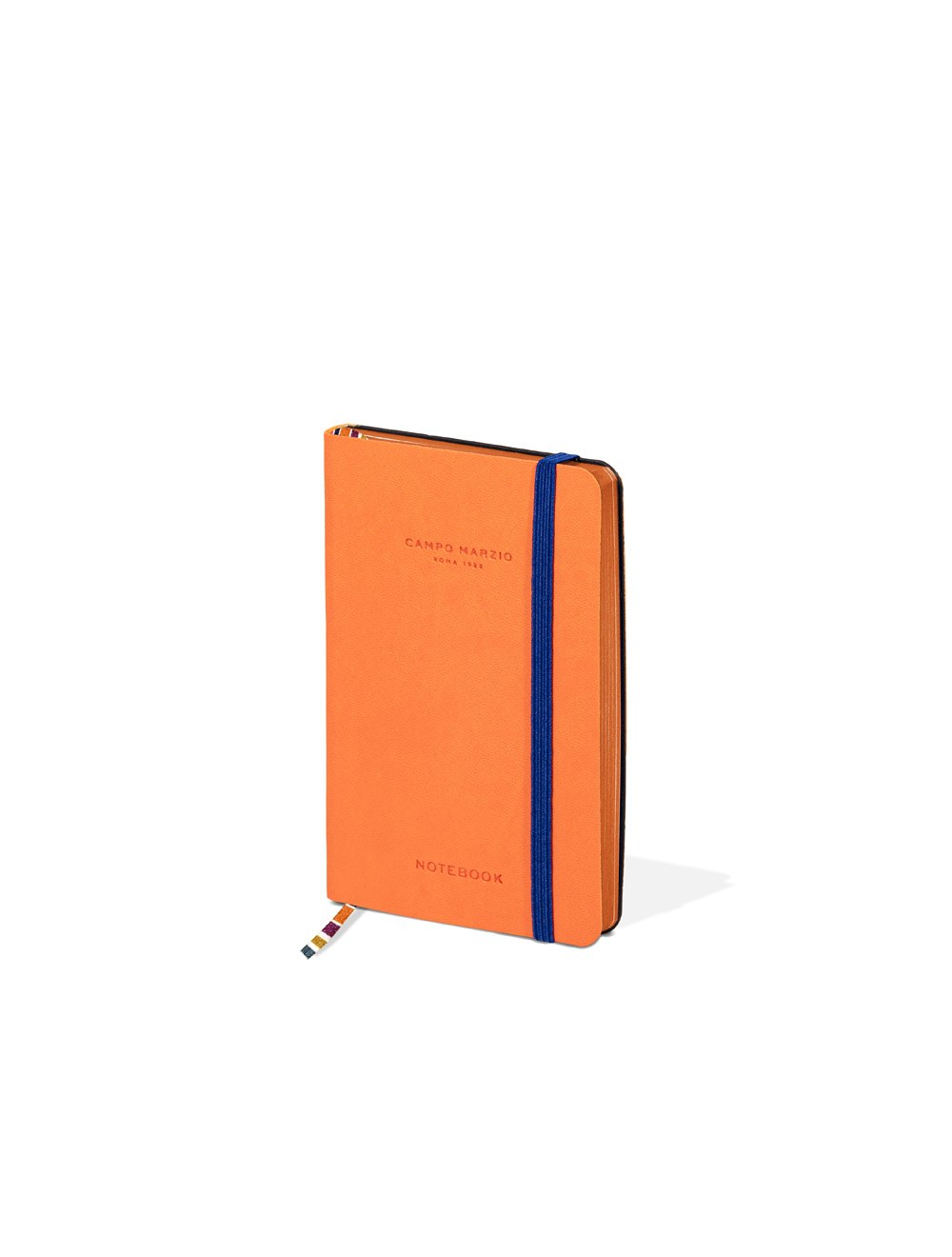 Notes 9x14 Colored Edge - Mandarin