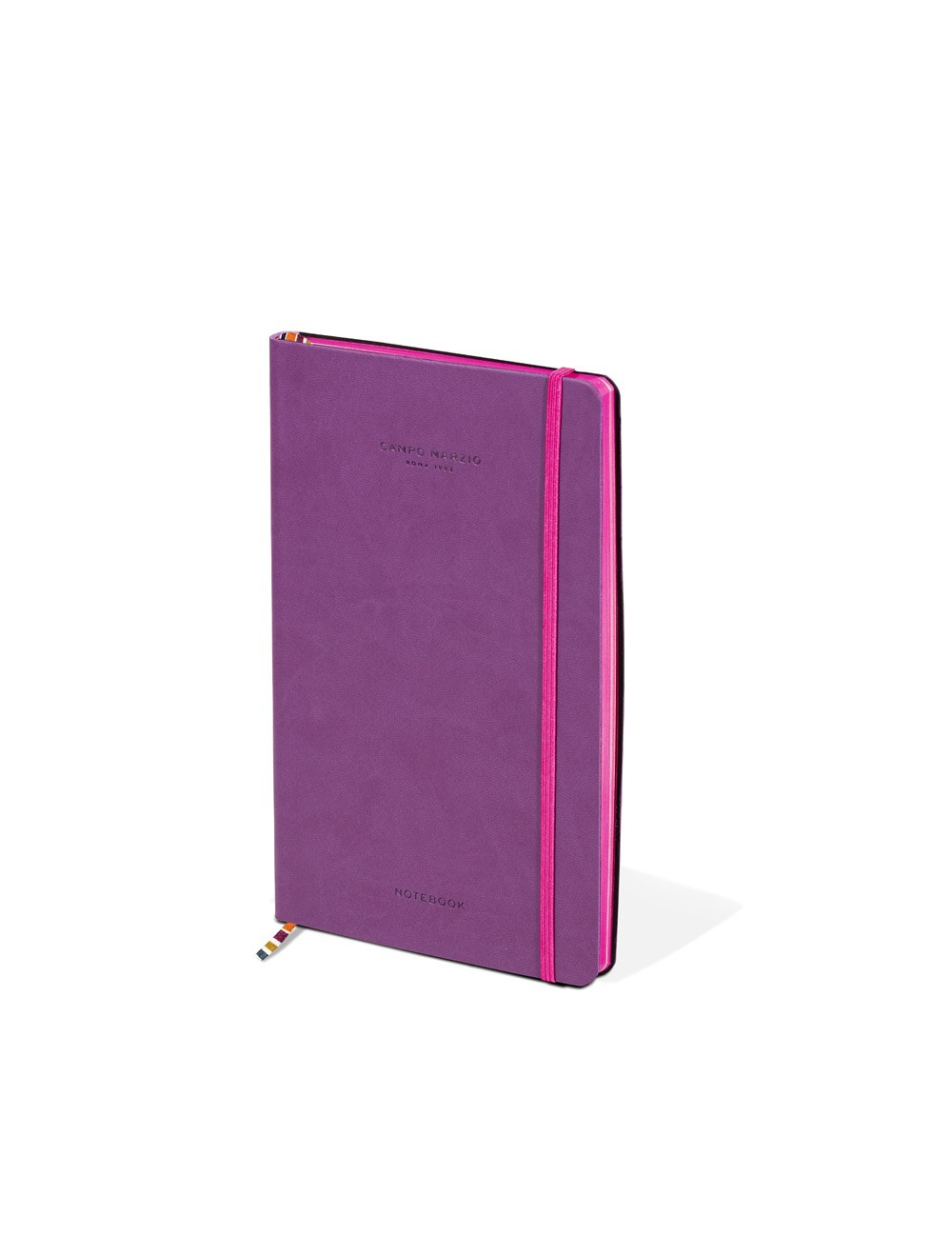 Notes 13x21 Colored Edge - Violet