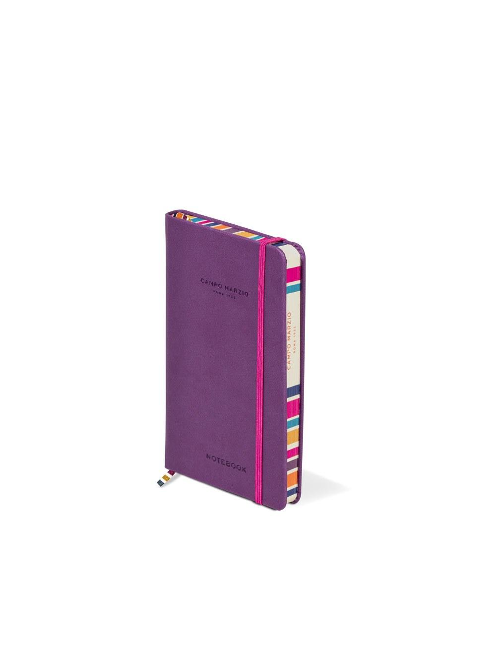 Notes 9x14 Multicolor Edge - Violet
