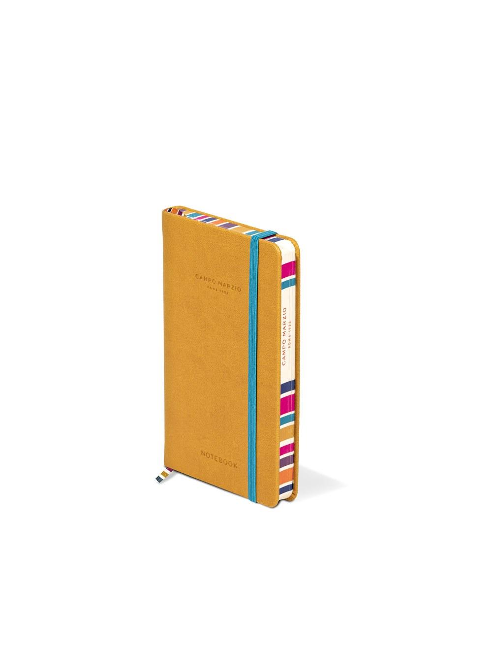 Notes 9x14 Multicolor Edge - Golden Yellow