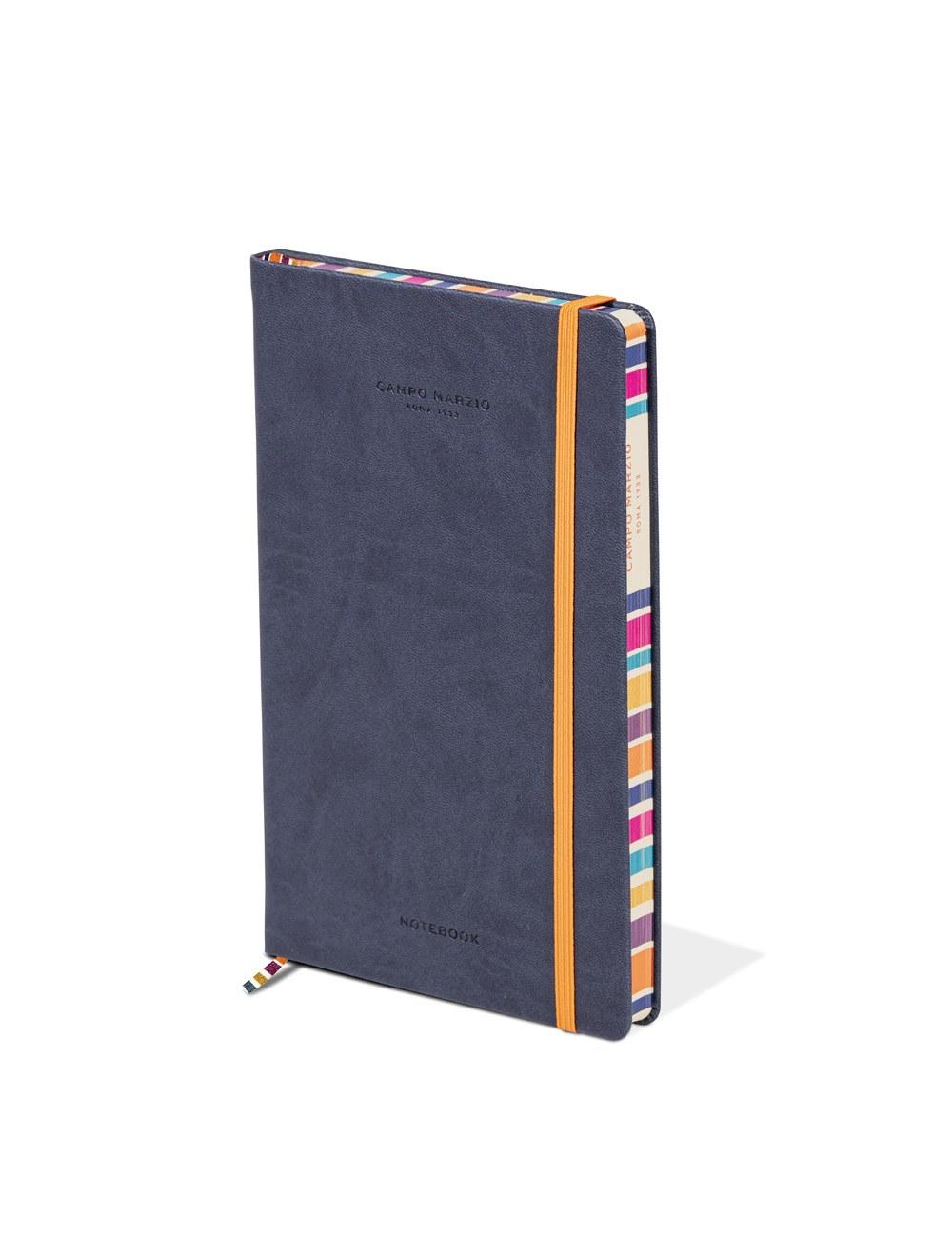 Notes 13x21 Multicolor Edge - Ocean Blue