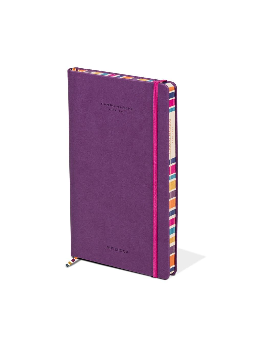 Notes 13x21 Multicolor Edge - Violet