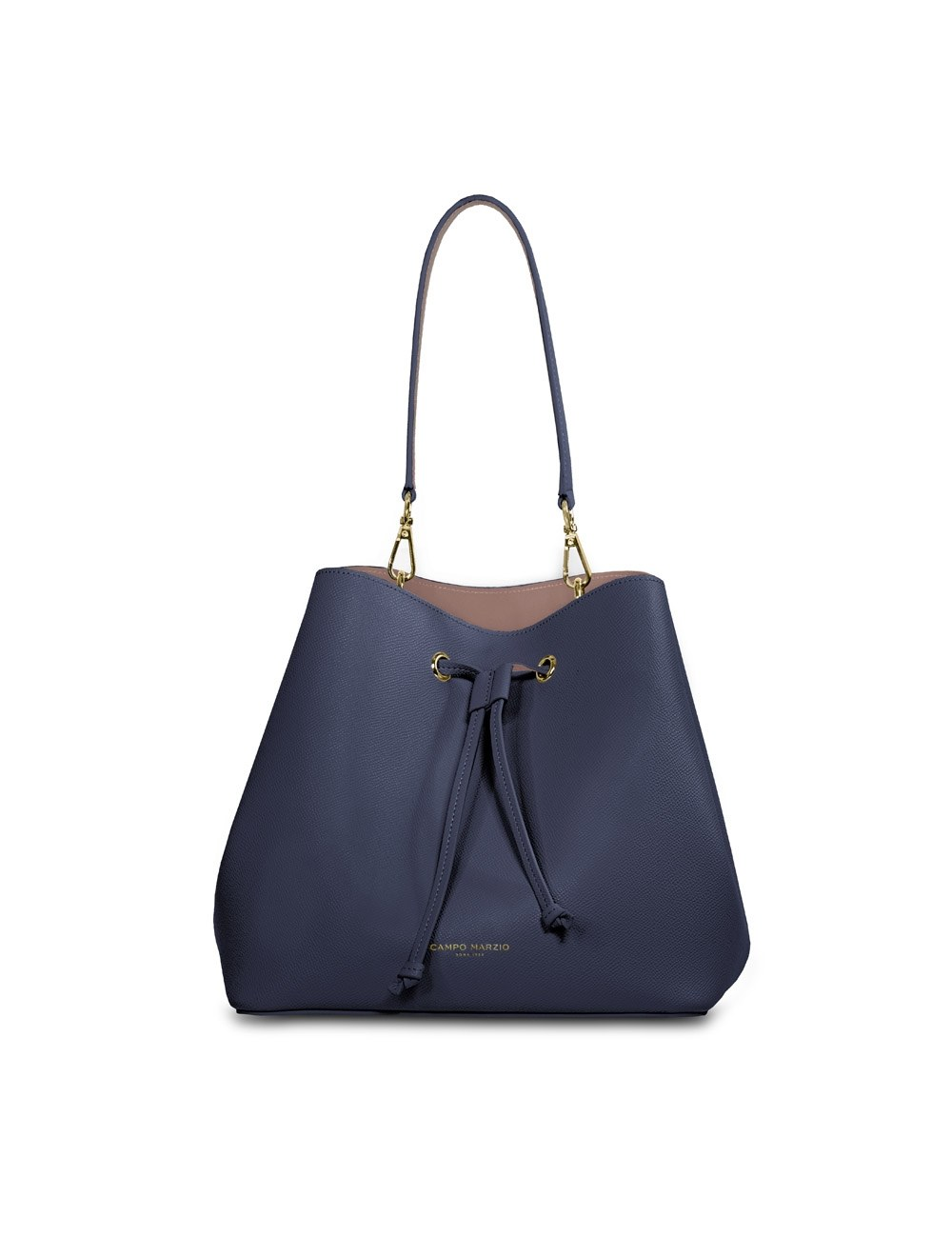 Anita Bucket Bag - Ocean Blue
