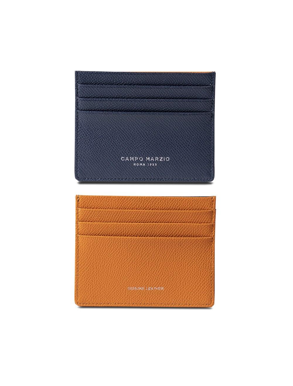 Jean Louis Card Holder - Space Blue