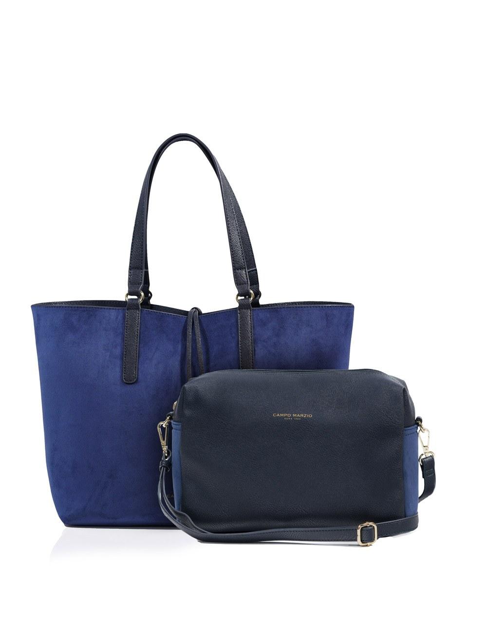 Shopping Bag Danielle - Classic Blue