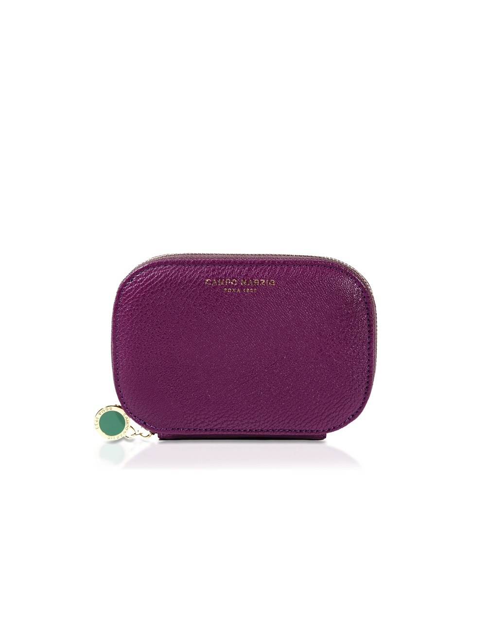 Purse and Wallet Anne - Deep Greyish Pink