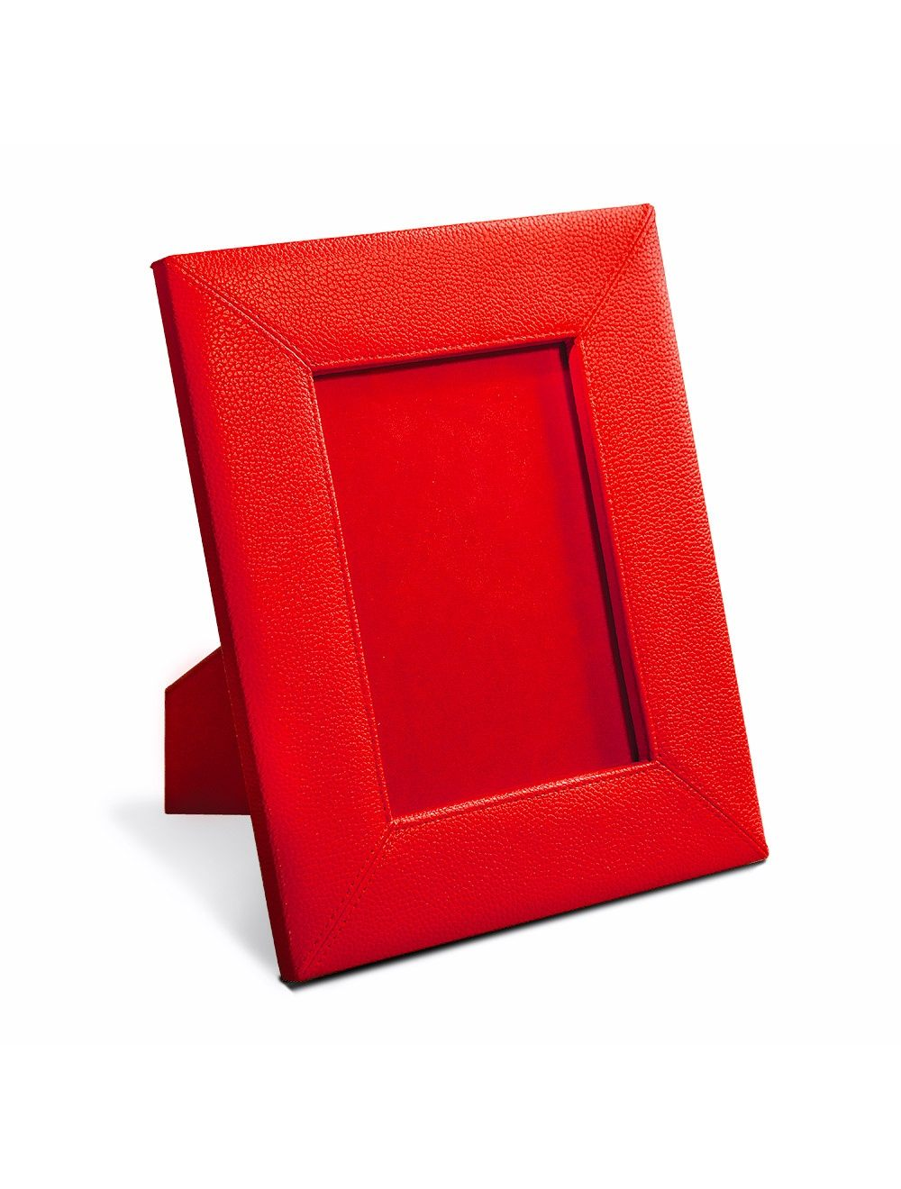 Photo Frame 13x18 Metal Plate - Cherry Red