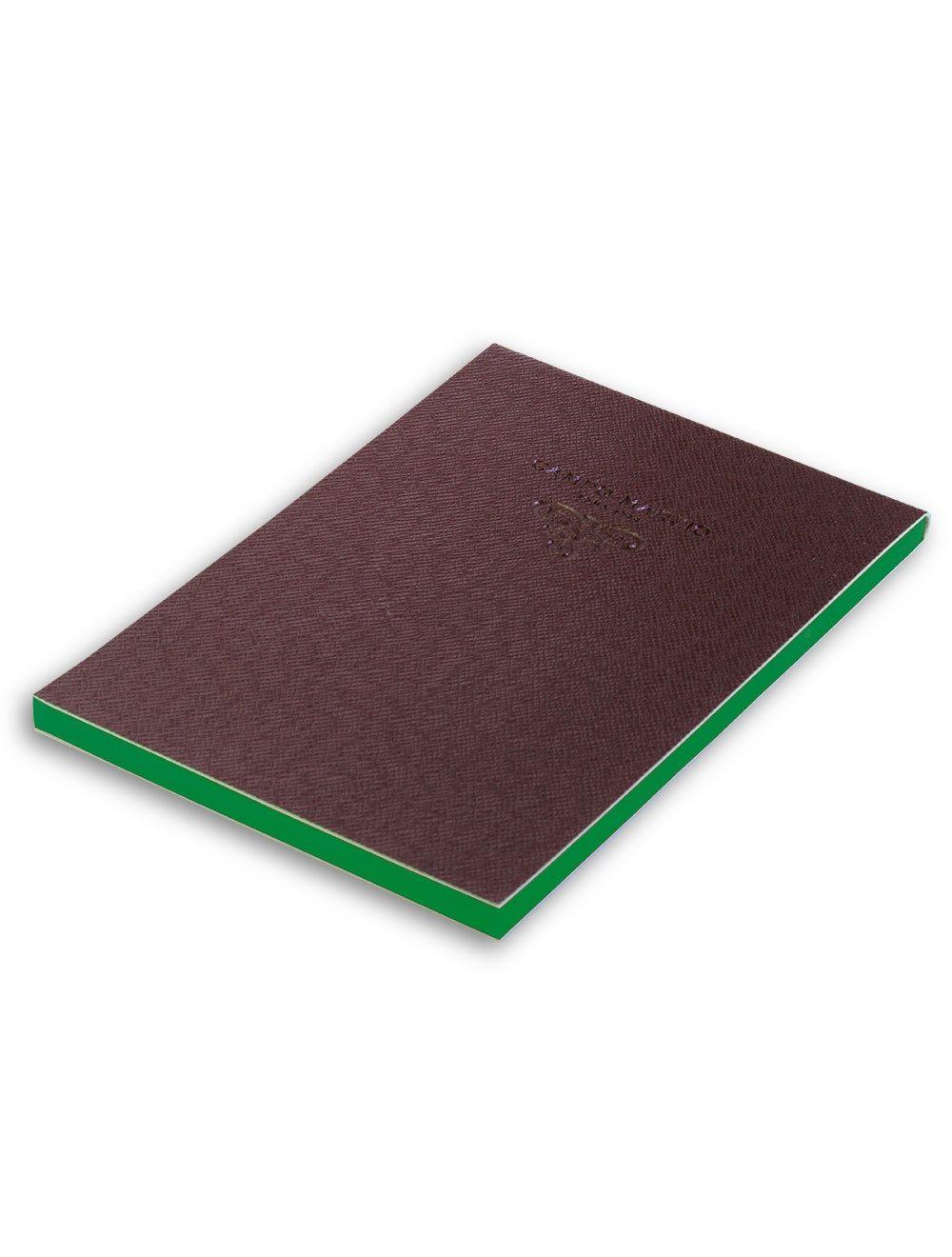 Notes 15 X 21 Cm Saffiano - Brown