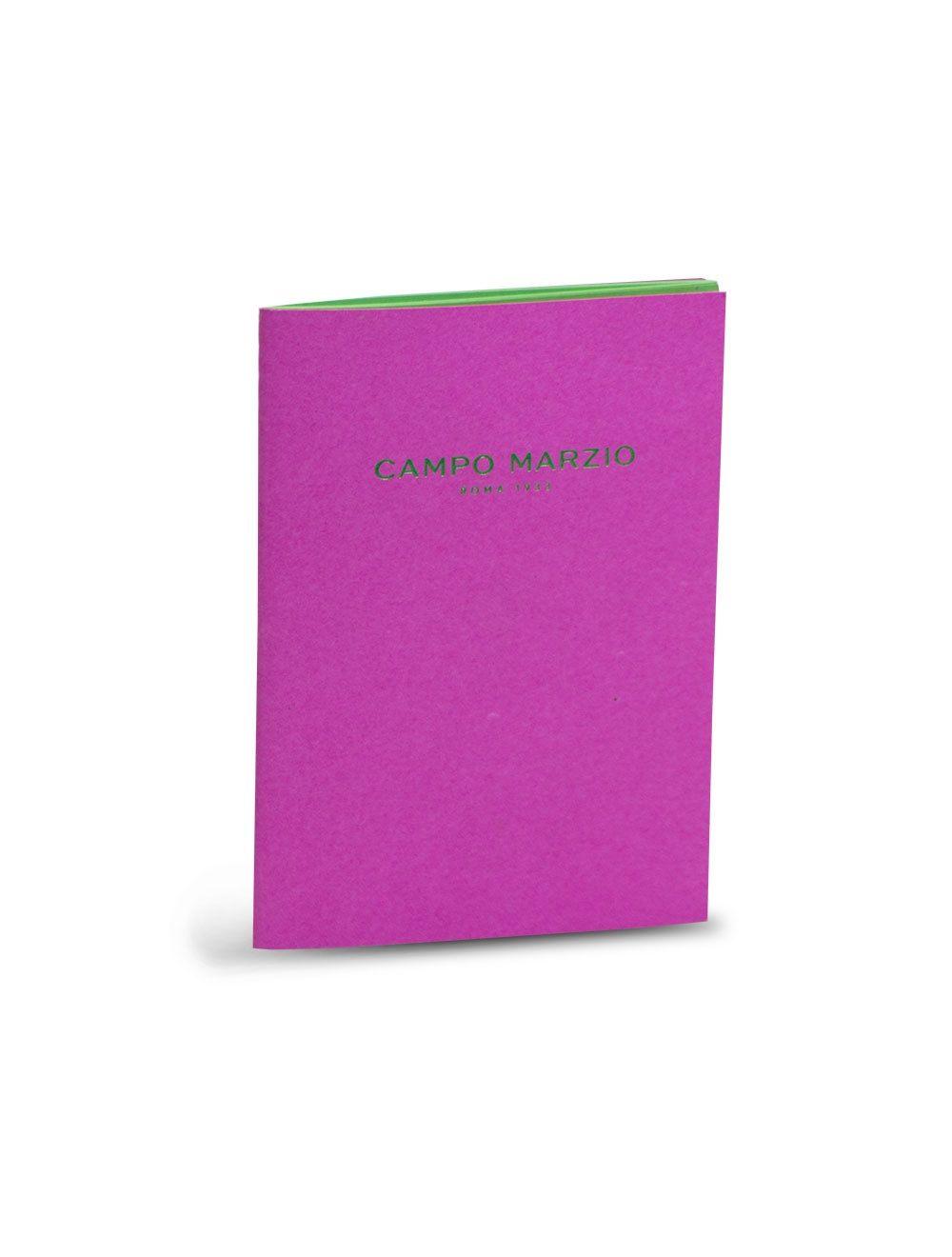 Small Book Campo Marzio