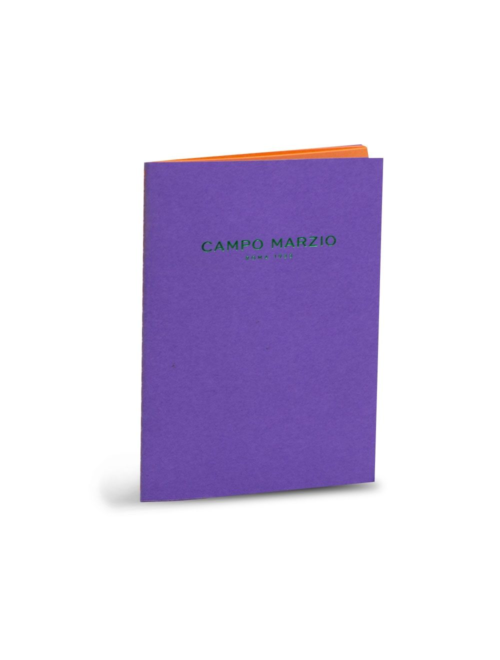 Small Book Campo Marzio - Purple
