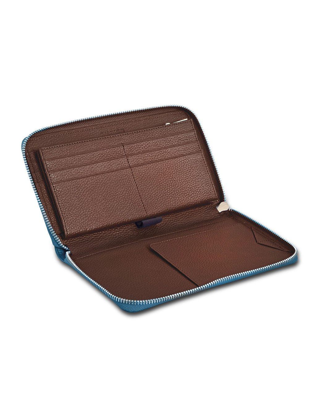 Princeton Wallet - Turquoise