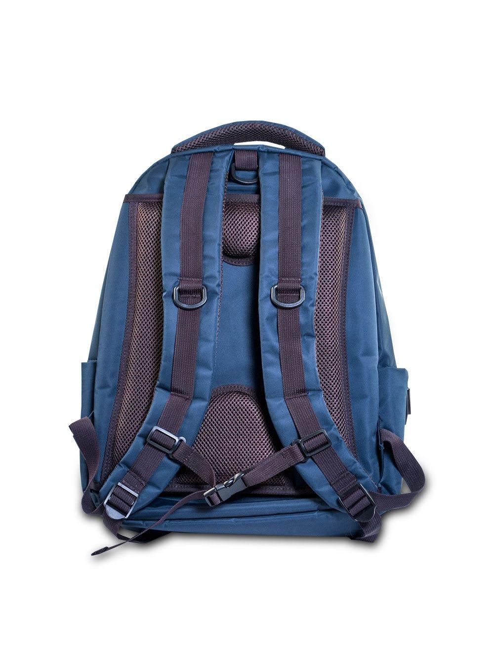 Backpack Nylon/Leather