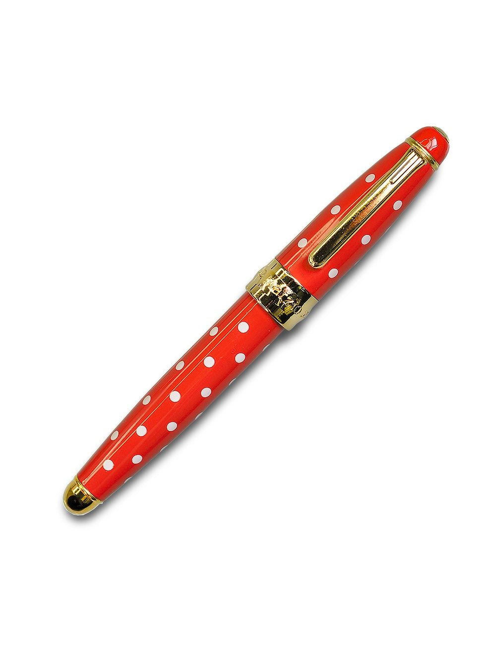 Mipo Fountain Pen - Cherry Red