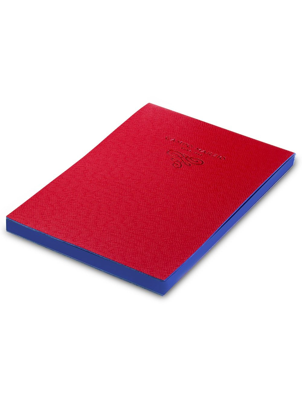 Notes 21 X 29,5 Cm Saffiano - Cherry Red